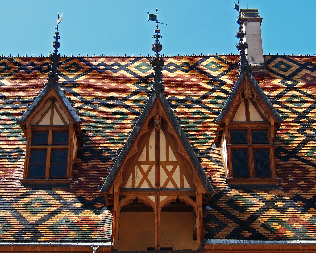 Burgundy: Hospices de Beaune