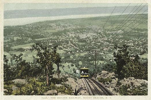 Beacon old rail