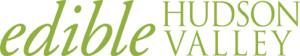 Edible HV logo green