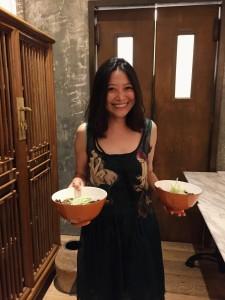 Madame Zhu_hosting